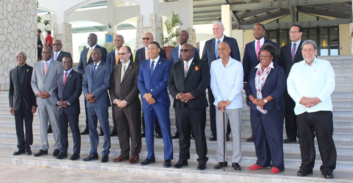 Communiqué Issued at the Conclusion of the Thirty-Ninth Regular Meeting of the Conference of Heads of Government of the Caribbean Community