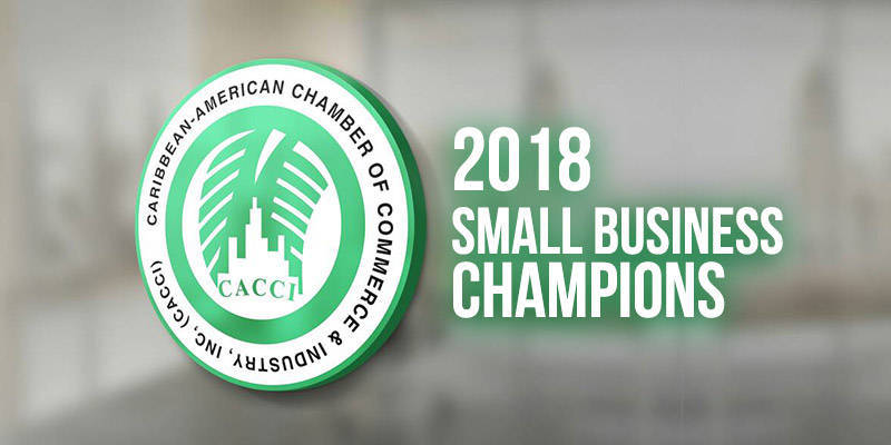 2018 CACCI Small Business Champions